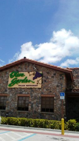 Olive garden hialeah menu prices restaurant reviews tripadvisor for Call the olive garden