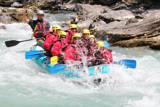 Latitude Rafting
