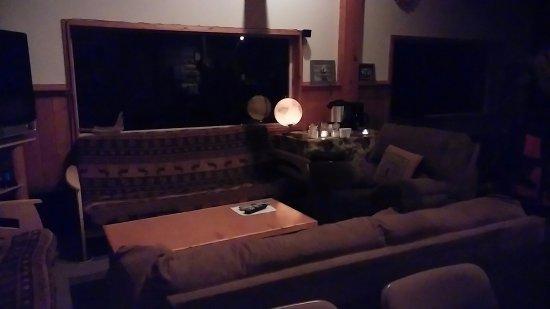 Potret Aurora Borealis Lodge