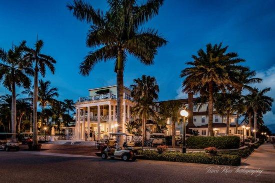 Gasparilla Inn & Club: The Gasparilla In and Club Boca Grande Florida. — in Boca Grande, Florida.