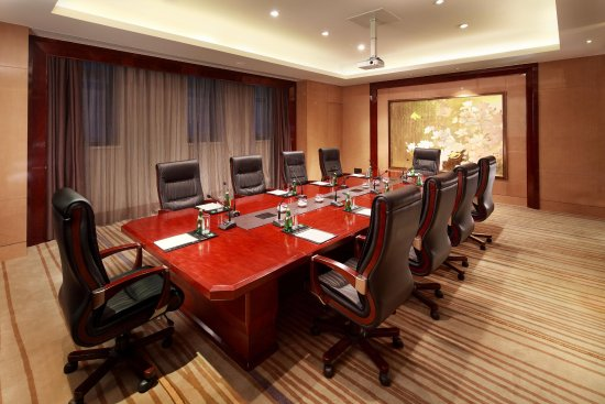 Taizhou, China: Meeting Room