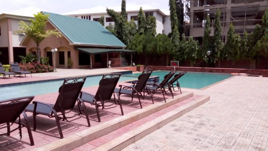 Hawthorn Suites by Wyndham Abuja Aufnahme