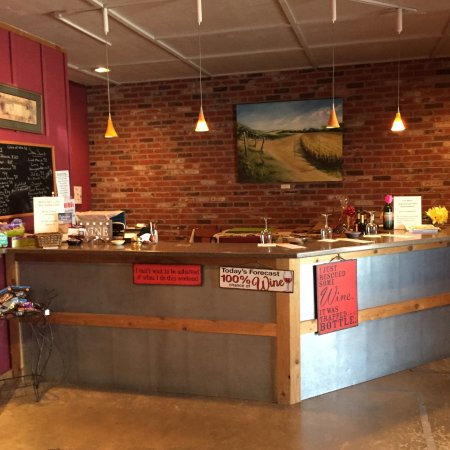 Waverly, MO: Baltimore Bend Winery