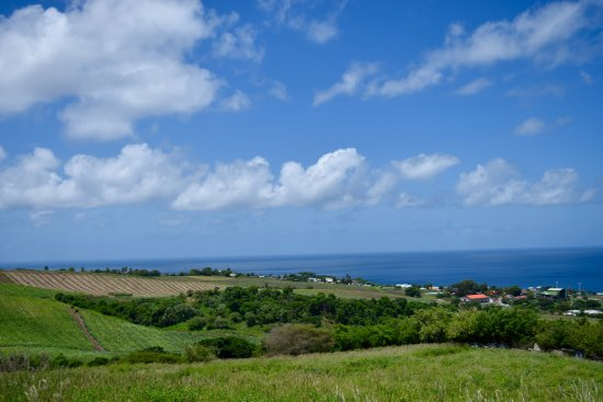 Basse-Terre, Guadeloupe: Vue