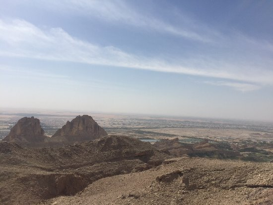 Mercure Grand Jebel Hafeet Al Ain: The final climb