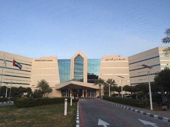 Mercure Grand Jebel Hafeet Al Ain Bild