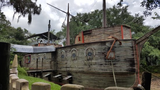 Ona, FL: Solomon's Ship & Restaurant