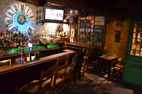 le saint patrick irish pub saint malo restaurant avis num ro de t l phone photos tripadvisor. Black Bedroom Furniture Sets. Home Design Ideas