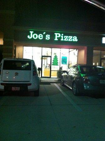 Ocoee, FL: front of restaurant