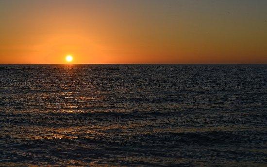 Plácida, FL: Sunset