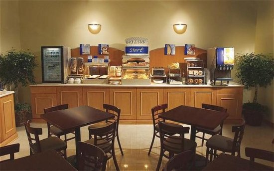 Lithia Springs, GA: Breakfast Bar