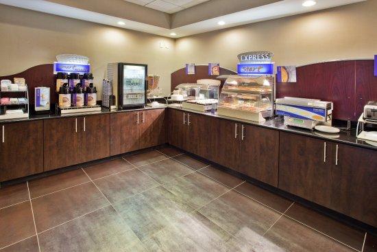 Lithia Springs, GA: Smart Express Breakfast Area
