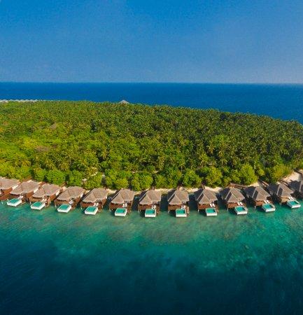 Dusit Thani Maldives: Landscape View