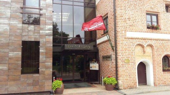 Daugirdas Hotel: 20160715_122040_large.jpg
