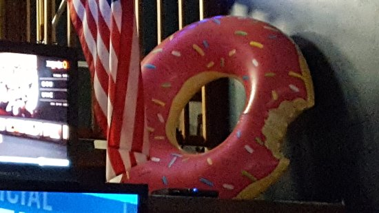 Springfield, OR: Giant Donut