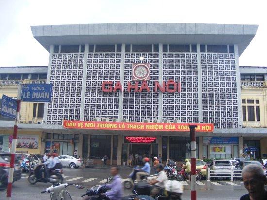 Ga Hà Nội (khu A) đường Lê Duẩn, Hà Nội. - Ảnh về Ga Hà Nội - Tripadvisor