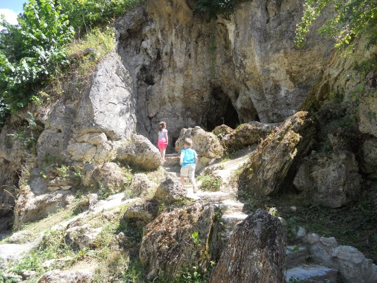 Lillafured, ฮังการี: Barlang is van.