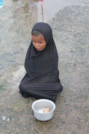 Image result for Haji Ali Tomb beggar