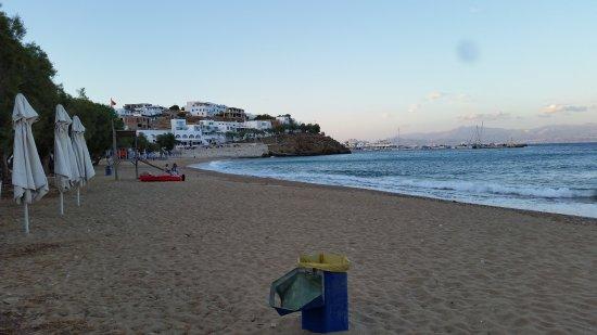 Λογαράς, Ελλάδα: Stranden i Logaras