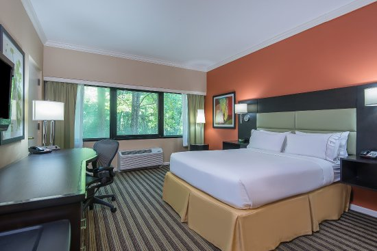 Plainsboro, Νιού Τζέρσεϊ: Queen Bed Guest Room with Complimentary Wifi