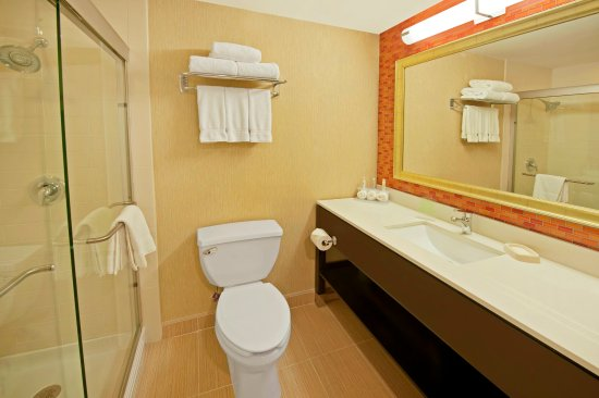 Plainsboro, Νιού Τζέρσεϊ: Guest Bathroom