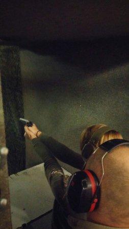 Magnum - Shooting Range