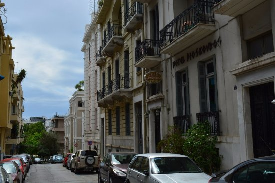 Hotel Dioskouros ภาพถ่าย