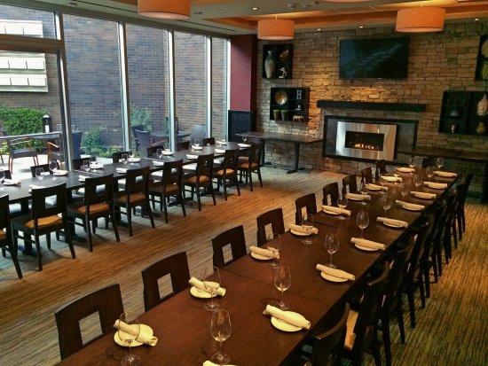 Radnor, Pensilvanya: Private Dining Room