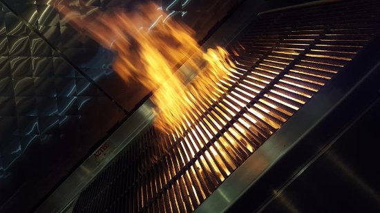 Radnor, PA: Wood Fired Grill
