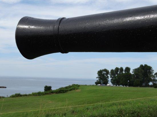 Oswego, NY: Blick auf den See