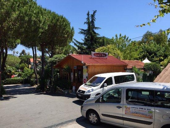 Camping Por La Mar Ventimiglia Italië | Zoek en boek via