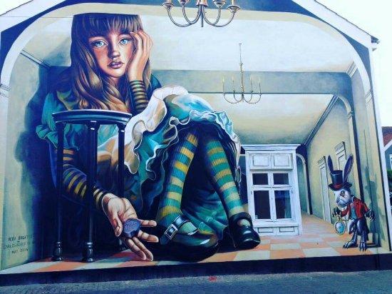 Street art照片