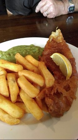 Grimsby, UK: Cod & Chips