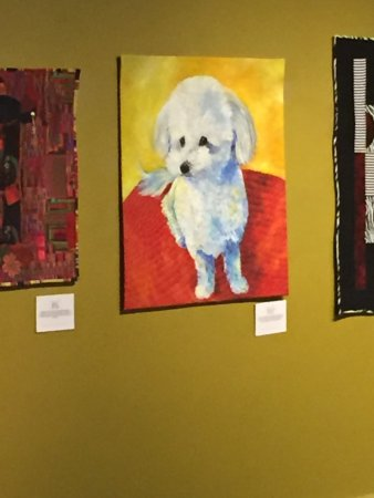Ruidoso Downs, NM: Quilt exhibit