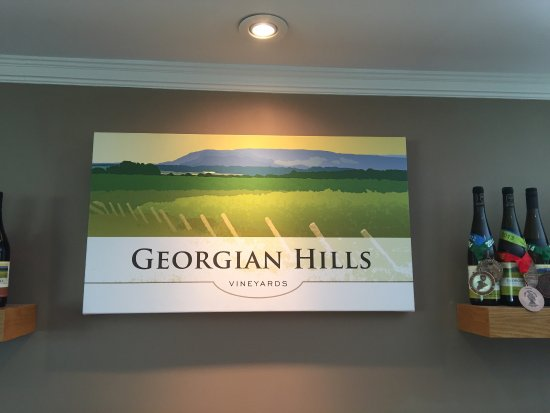 Georgian Hills Vineyards: Lovely
