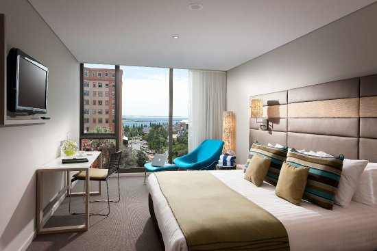 Novotel Newcastle Beach: Guest Room