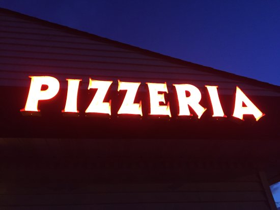 Luna Pier, Мичиган: Pizzeria