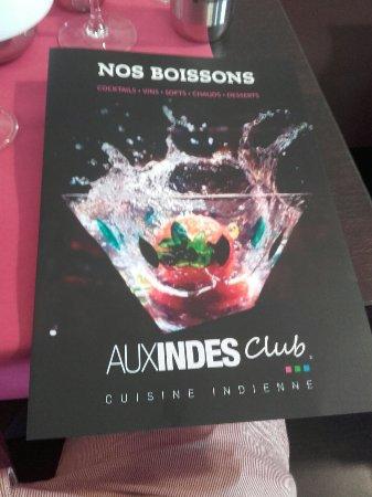 Roncq, Prancis: Aux Indes Club