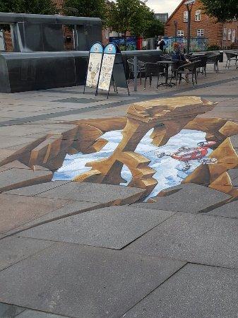 Brande, Δανία: Street art