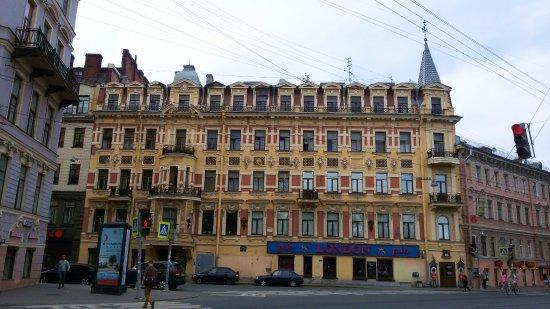 House of Kushelev