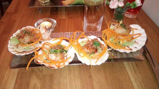 Ross-on-Wye, UK: Riceberry Eat Thai