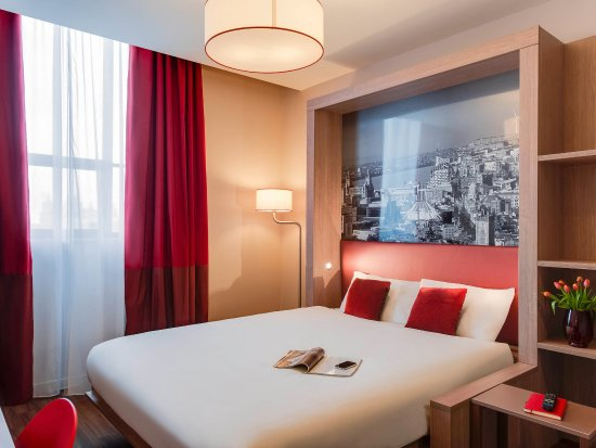 阿達吉奧利物浦市中心公寓飯店