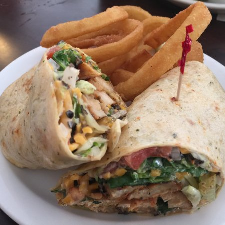 Richland Center, Ουισκόνσιν: Specialty Wraps!