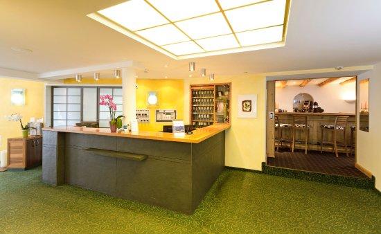 Maloja, Suiza: Lobby