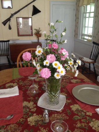 Candia, NH: Flowers from the garden