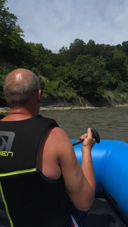 Oglesby, IL: Surprisingly quite treacherous at times. Super fun $30 per person includes lifejackets and oars