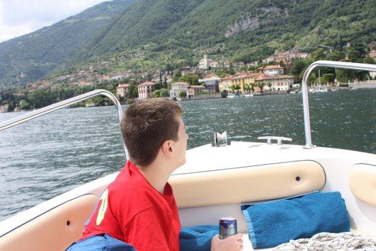 AC Boat: Cruising Lake Como