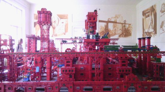 MERKUR Toy Construction Sets Museum