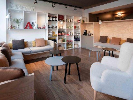 Mercure Alberta Barcelona: Exterior