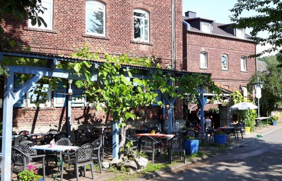 Weilburg, Allemagne : Das Restaurant